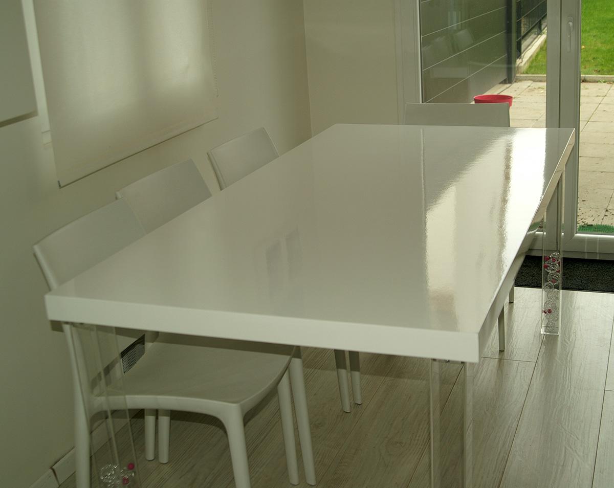 Plateau en bois épais pour table  Forum Décoration  Mobilier
